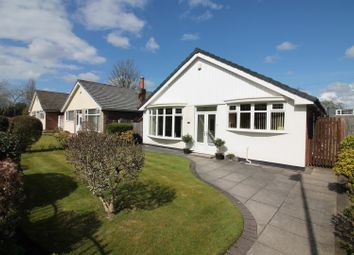 Thumbnail 3 bed detached bungalow for sale in Davyhulme Road, Urmston, Manchester