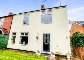 Thumbnail 5 bed semi-detached house for sale in Birmingham Road, Mappleborough Green, Studley