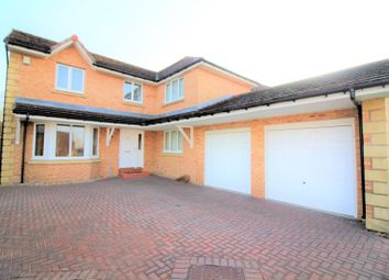 Thumbnail 5 bed detached house for sale in Birrell Gardens, Livingston