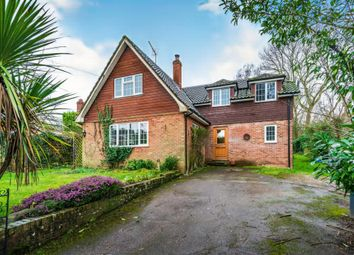 Thumbnail 4 bed detached house for sale in Hamsey Road, Sharpthorne, East Grinstead