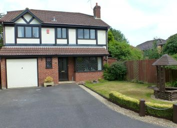 Thumbnail 4 bedroom detached house to rent in Isaacs Close, Talbot Village, Poole