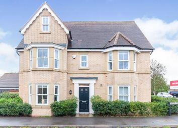 Thumbnail 6 bed detached house for sale in Devon Drive, Biggleswade, Bedfordshire