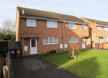 Thumbnail 3 bed semi-detached house for sale in Edendale Road, Melton Mowbray