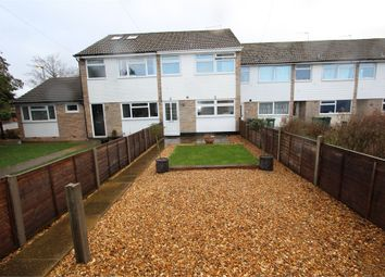 Thumbnail 3 bed terraced house for sale in Greenlake Terrace, Laleham Road, Staines-Upon-Thames, Surrey