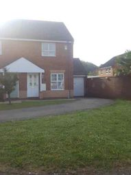 Thumbnail 2 bed semi-detached house to rent in Wingfield Drive, Potton, Sandy