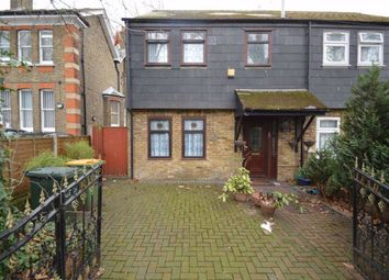 3 bed semi-detached house for sale in Clova Road, London E7