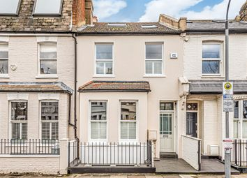 Thumbnail 4 bed terraced house for sale in Kinnoul Road, London