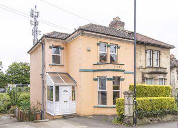 Thumbnail 4 bed semi-detached house for sale in Cromwell Road, St Andrews, Bristol