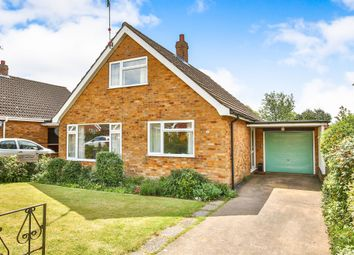 Thumbnail 3 bed detached bungalow for sale in Heath Rise, Fakenham