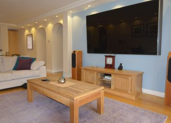 Thumbnail 4 bed flat for sale in Lancaster Drive, Canary Wharf, London