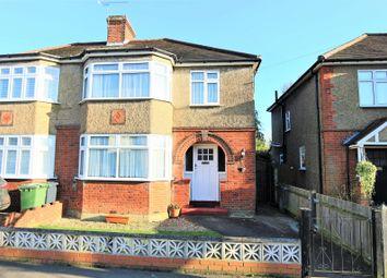 3 bed semi-detached house for sale in Mckenzie Road, Broxbourne, Hertfordshire. EN10