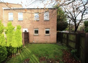 Thumbnail 2 bed end terrace house for sale in Coventry Drive, Glasgow, Lanarkshire