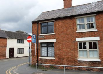 Thumbnail 2 bed terraced house for sale in Wood Street, Ashby-De-La-Zouch
