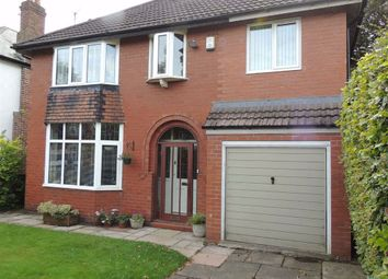 Thumbnail 5 bed detached house for sale in Kings Road, Hazel Grove, Stockport
