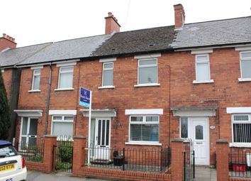 Thumbnail 3 bedroom terraced house for sale in Connsbrook Avenue, Sydenham, Belfast