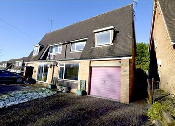 Thumbnail 4 bed semi-detached house for sale in Frome Gardens, Stroud, Gloucestershire