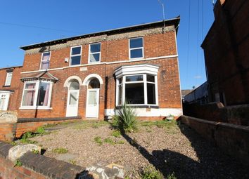 Thumbnail 3 bed semi-detached house for sale in Trinity Street, Gainsborough