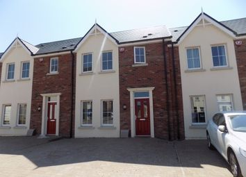 Thumbnail 3 bed town house to rent in Ayrshire Lodge, Lisburn