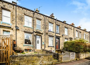 Thumbnail 3 bed terraced house for sale in Edward Street, Sowerby Bridge