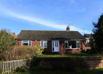 Thumbnail 3 bed detached bungalow for sale in Stamford Road, Colsterworth, Grantham