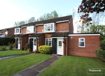 Thumbnail 3 bedroom end terrace house for sale in Danziger Way, Borehamwood, Hertfordshire