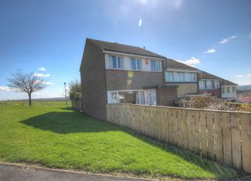Thumbnail 2 bed end terrace house to rent in Dunelm Close, Consett