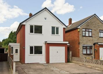 Thumbnail 3 bed detached house for sale in Railway Street, Norton Canes, Cannock