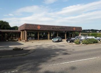 Thumbnail Retail premises for sale in Cummings Garage, Priory Road, Bodmin, Cornwall