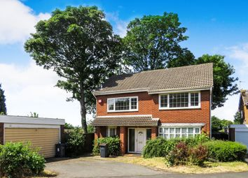 Thumbnail 4 bed detached house for sale in The Spinney, Handsworth Wood, Birmingham