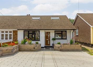 Thumbnail 3 bed bungalow for sale in Arnolds Avenue, Hutton, Brentwood