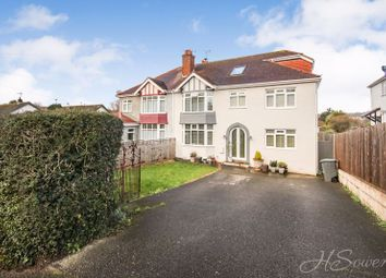Thumbnail 5 bed semi-detached house for sale in Shiphay Lane, Torquay