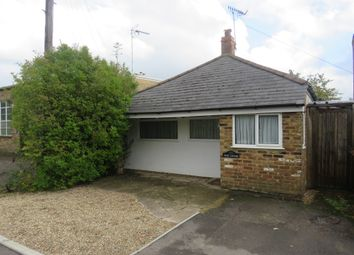 Thumbnail 2 bed detached bungalow for sale in Rossway Drive, Bushey