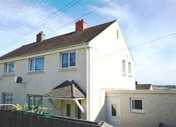 Thumbnail 3 bed semi-detached house for sale in Tregullow Road, Falmouth