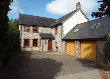 Thumbnail 3 bed detached house for sale in The Old Croft, 68 Bishopston Road, Bishopston, Swansea