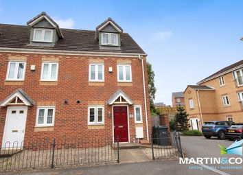 Thumbnail 3 bed end terrace house for sale in Mehdi Road, Oldbury