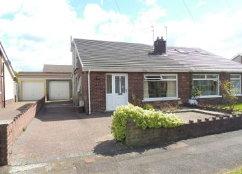 Thumbnail 3 bed semi-detached house for sale in Heol Croesty, Pencoed, Bridgend