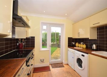 Thumbnail 3 bed semi-detached bungalow for sale in Kingsdown Park, Whitstable, Kent