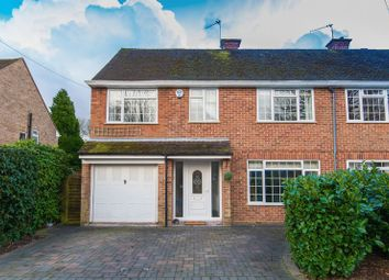 Thumbnail 5 bed semi-detached house for sale in Copes Shroves, Hazlemere, High Wycombe