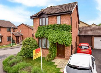 Thumbnail 3 bed detached house for sale in Beaulieu Close, Banbury