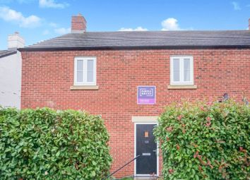 Thumbnail 2 bedroom terraced house for sale in Charlotte Way, Peterborough
