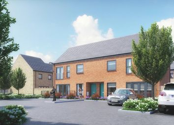 Thumbnail 3 bed semi-detached house for sale in Base At Newhall, Off London Road, Harlow, Essex