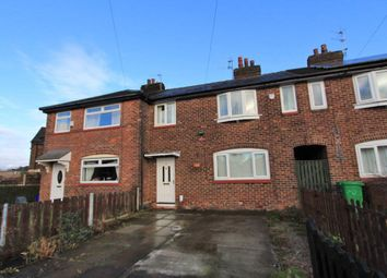 Thumbnail 3 bed terraced house for sale in Western Circle, Burnage, Manchester