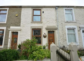Thumbnail 2 bed terraced house for sale in St. Huberts Road, Great Harwood, Blackburn
