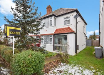 Thumbnail 3 bed semi-detached house for sale in Carlton Avenue West, Wembley