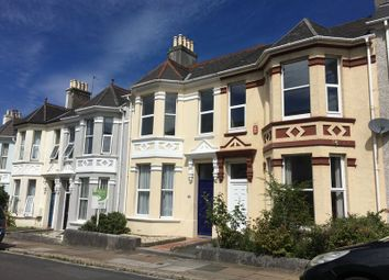 Thumbnail 4 bed terraced house to rent in Glendower Road, Peverell, Plymouth