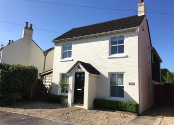 Thumbnail 3 bed detached house for sale in Spring Road, Lymington, Hampshire