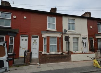 Thumbnail 3 bedroom terraced house to rent in Kilburn Street, Liverpool