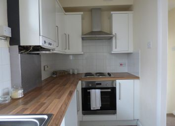 Thumbnail 1 bed flat to rent in High Street, Measham, Swadlincote