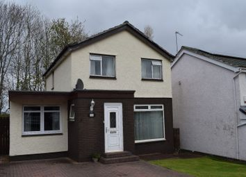 Thumbnail 4 bed detached house for sale in Mulben Terrace, Crookston