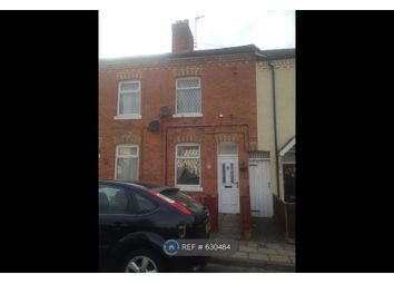 Thumbnail 2 bed terraced house to rent in Holywell Road, Leicestershire
